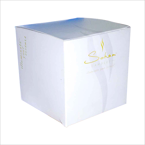 Printed Candle Boxes Wholesale