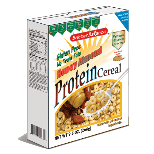 Cereal Boxes Wholesale