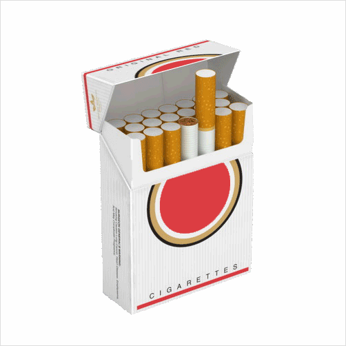 custom cigarette packaging boxes