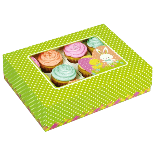 Wholesale cupcake boxes