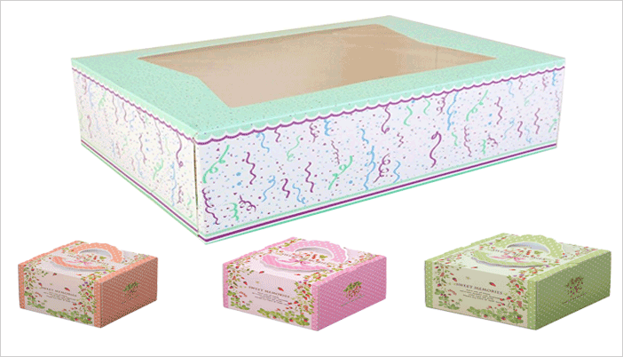 Design Your Own Cake Box : Cake Boxes Wholesale, Premium Packaging for All Your Pastries