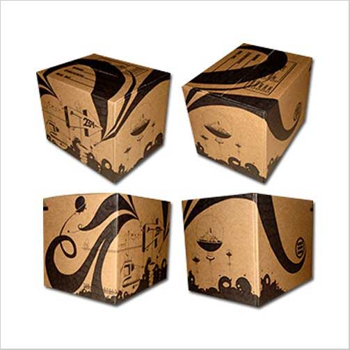 customized cardboard boxes