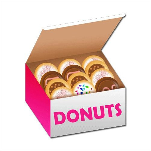 doughnut wallpaper