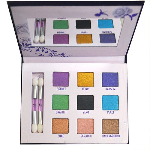 custom eye shadow packaging