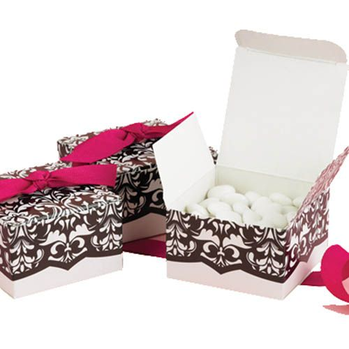 Wholesale favor boxes
