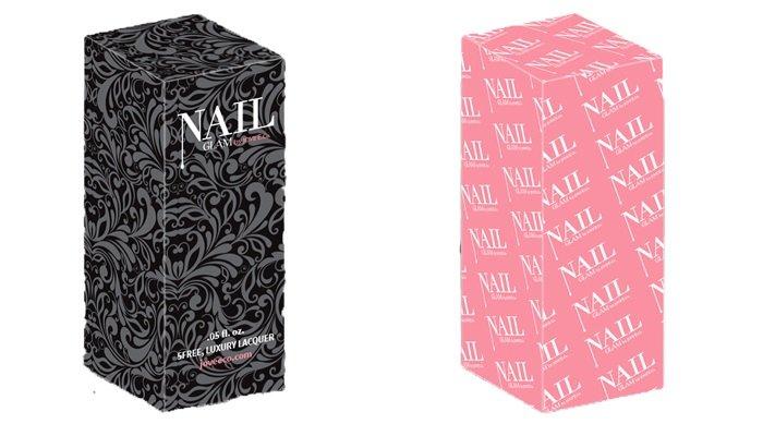 Nail Polish Boxes - Pro Packaging Box
