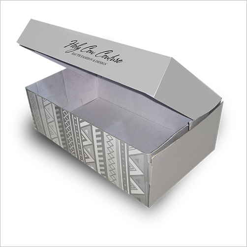 custom shoe box packaging