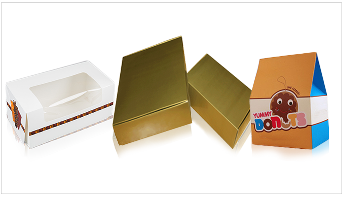 Donut Boxes Wholesale Custom Doughnut Packaging Boxes