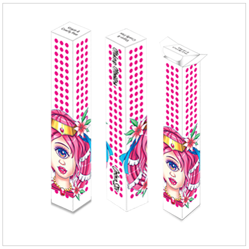 custom lipstick packaging