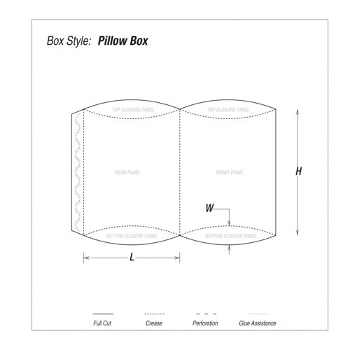 pillow-box_dieline