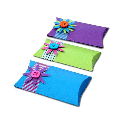 Wholesale Pillow Boxes
