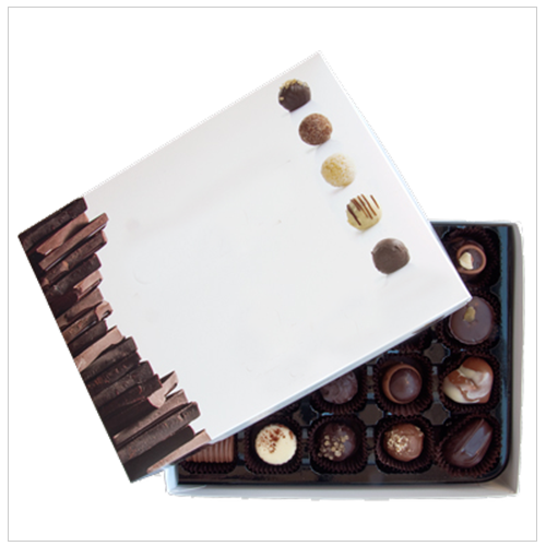 Custom Truffle Boxes