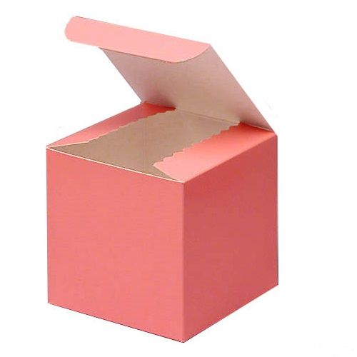 gift cube boxes