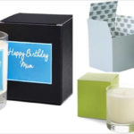 DIY Candle Boxes Mother's Day