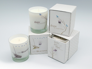 Candle Boxes Packaging