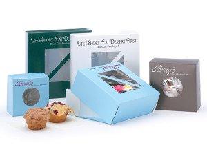 Window Pastry Boxes