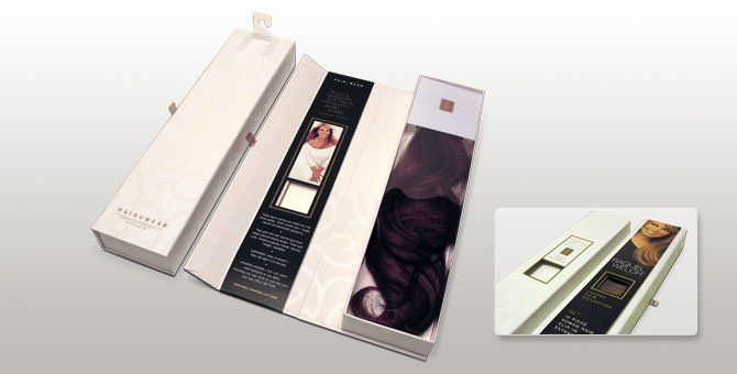 Advantages of Hair Packaging