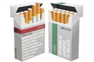 custom cigarette