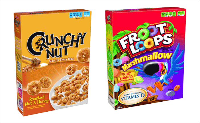 Box of cereal top 10 creative uses in packaging ccuart Gallery