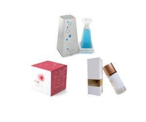 the perfume box