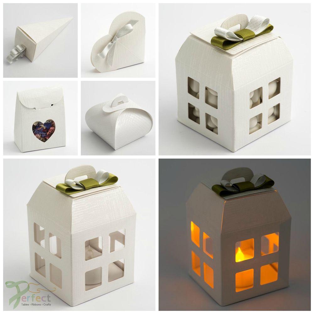 Custom Window Gift Boxes