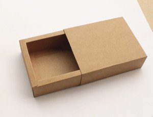 Kraft Soap Boxes