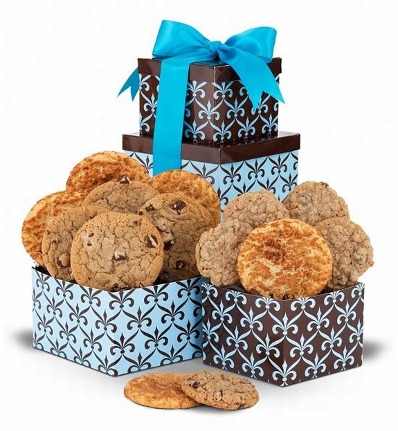 Baked Christmas Gifts: Creative Cookie Gift Boxes Packaging Ideas