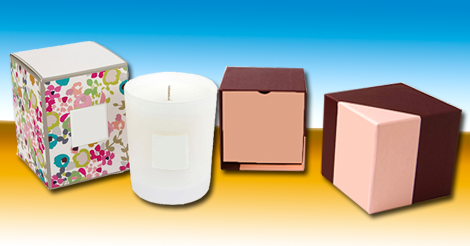 custom candle packaging boxes