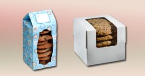 Cake box cookies