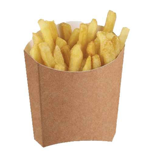 Printed Finger Chips Boxes