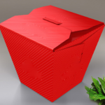 Chinese food box is an ideal packaging option for Chinese food