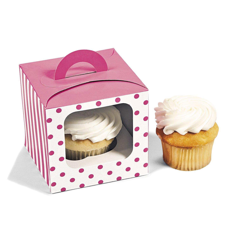 individual cupcake boxes