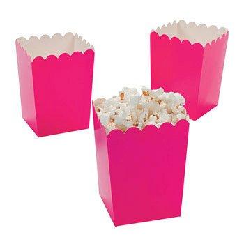 popcrorn favor boxes