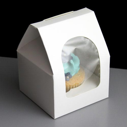 cookie box with window
