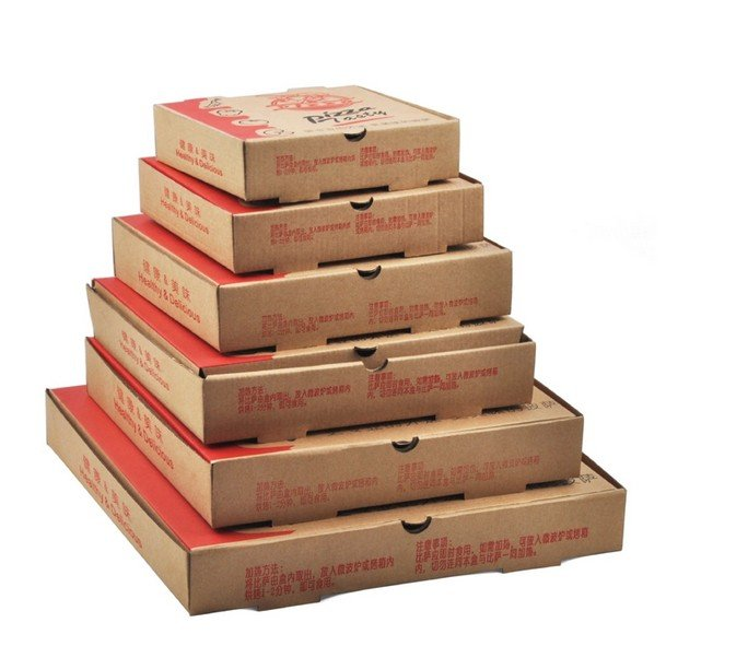 Pizza Boxes Recyclable
