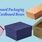 Colored Cardboard Boxes – Things You Don't Know About!