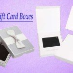 Custom Gift Card Boxes – Best Way To Present Them