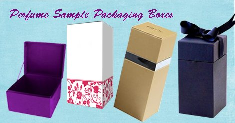 Perfume Sample Boxes