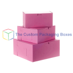 Pink Pastry Boxes – Things to Know Before Placing Order