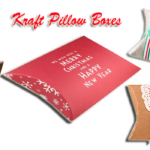 Kraft Pillow Boxes – Right Packaging Option to Present Stuff