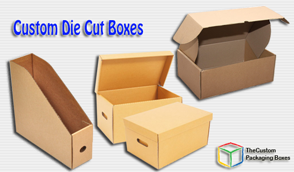 custom die cut box