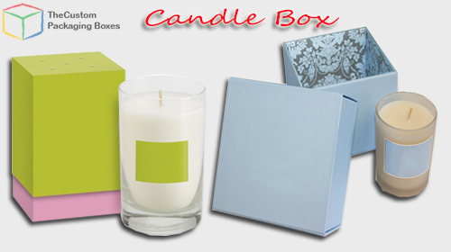 candle display boxes
