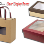 5 thoughtful key points to keep in mind to get Clear display boxes