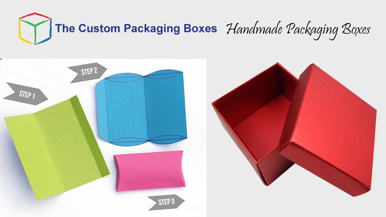 handmade packaging boxes