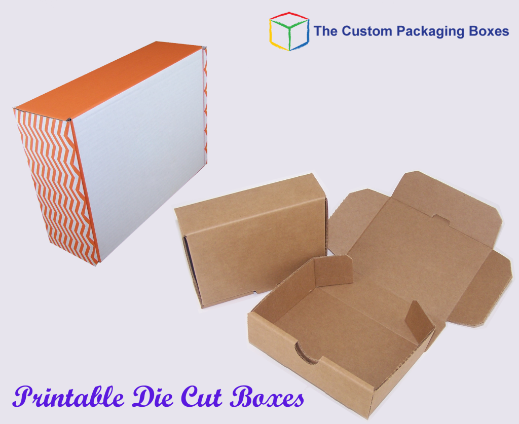 printed die cut boxes