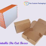 How To Add Creativity To Printed Die Cut Boxes?