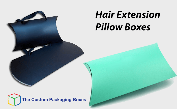 hair pillow boxes