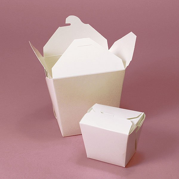 chinese takeout boxes plate