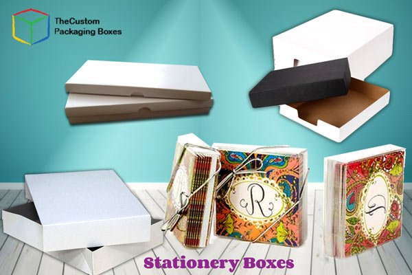 DIY Stationery Boxes