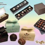 Truffle Boxes: Reusing the old truffle boxes creatively